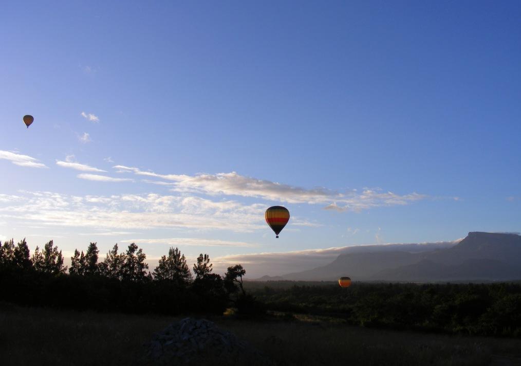 Blyde Hot Air Balloon