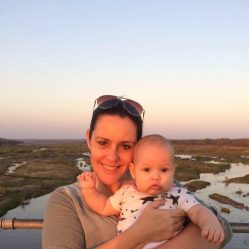 Raising kids in Kruger