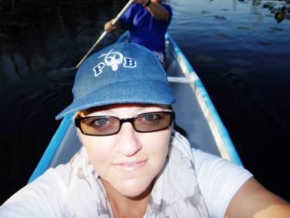 Kayaking on the Govuro