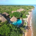 Pambele Beach House – Drone photo