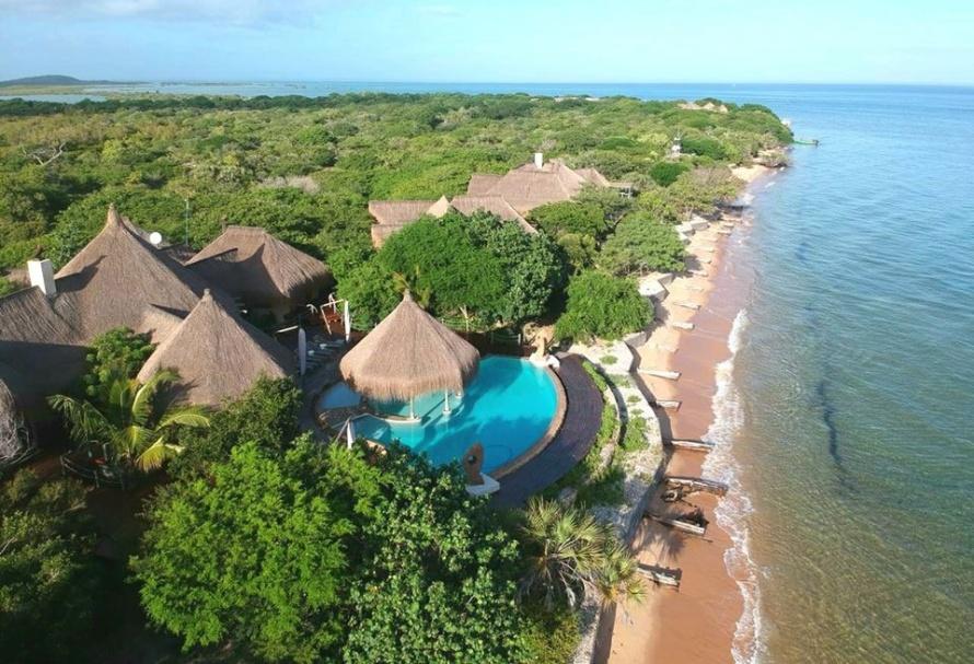 Pambele Beach House - Drone photo